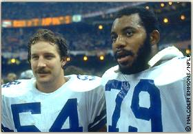 Randy White and Harvey Martin