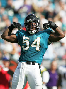 Peterson as Jaguar