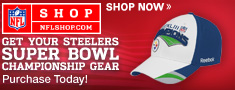 Shop Steelers