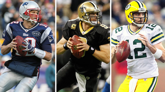 Who is most deserving of the NFL season MVP? Photo