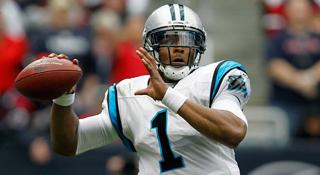 Cam Newton s debut season has NFL preparing for what s next  4e5f49619