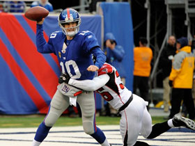 Video - Giants give up a safety