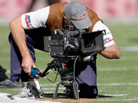 Image: Coolest things about NFL Films