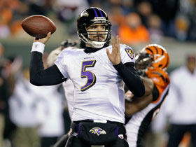 Watch: Ravens vs. Bengals highlights