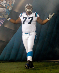 The Top Ten Carolina Panthers of all time