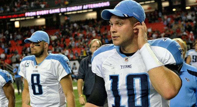 Jake Locker, the Tennessee Titans and Identity Not Being Optional