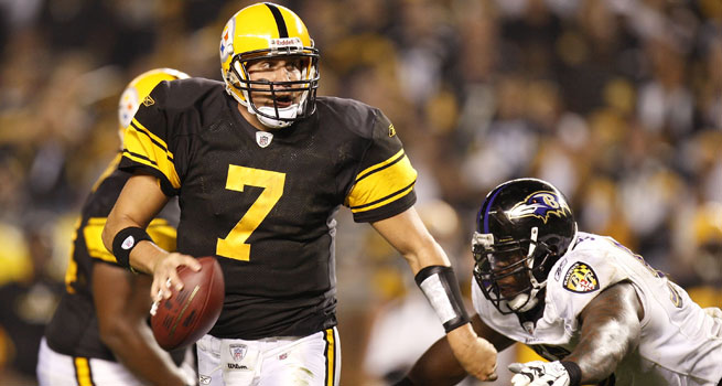 ben roethlisberger throwback jersey