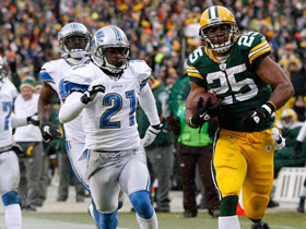 Watch: Lions vs. Packers highlights