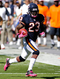 Devin Hester started something special with his combined 11 TDs on returns in 2006 and 2007.