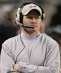 Under defensive coordinator Sean McDermott, the Eagles allowed 377 points this season, the most since 1974.