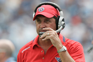 The Titans ranked 26th in total defense in its second season under coordinator Chuck Cecil, who was fired Thursday.