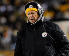 Defensive coordinator Dick LeBeau insisted Wednesday that if he coaches next season, it will be with the Pittsburgh Steelers.