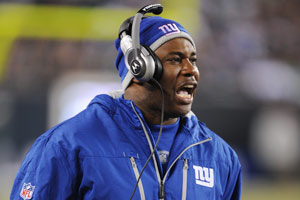 New York Giants defensive coordinator Perry Fewell, a candidate for the Tennessee Titans' head-coaching position, interviewed for three other top jobs this offseason.