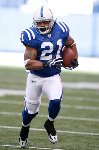 The Colts cut Bob Sanders on Friday after the 2007 NFL Defensive Player of the Year was limited to nine games in the past three seasons due to injury.