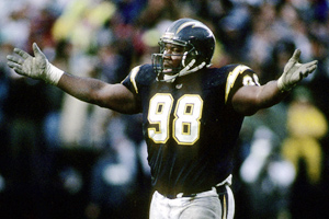 Shawn Lee's six seasons in San Diego included the Chargers' run to the Super Bowl after the 1994 season. Lee, 44, passed away Saturday in Raleigh, N.C.