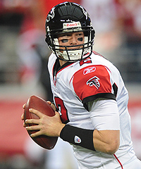 Nabbing their franchise QB was just the beginning of a dream 2008 draft for the Falcons.