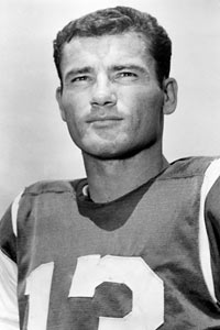 Don Maynard was inducted into the Pro Football Hall of Fame in 1987.