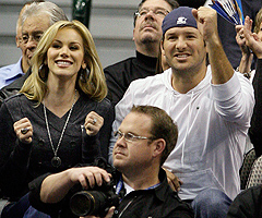 Cowboys signal-caller Tony Romo married Candice Crawford on Saturday in a lavish Dallas ceremony that included about 600 onlookers.