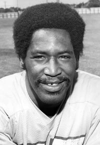 Bubba Smith was the top overall pick in the 1967 draft by the Baltimore Colts.