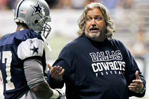Rob Ryan is entering his first season as the defensive coordinator of the Cowboys after serving in the same role with the Browns the past two years.