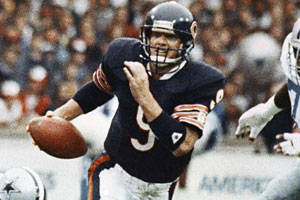 Ex-Bears QB Jim McMahon is one of seven current and former players listed as plaintiffs in a class-action lawsuit against the NFL.