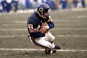 Tom Waddle played as a wide receiver for the Bears from 1989-94.