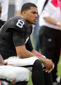 Jason Campbell will be a free agent after the 2011 season.