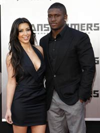 Dolphins RB Reggie Bush and reality TV star Kim Kardashian once were the Ken and Barbie of a world driven mad by TMZ.