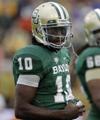 Robert Griffin III won the Heisman Trophy after a stellar junior season at Baylor.