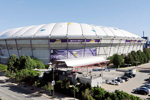The Vikings' lease with the Metrodome ends once the season is over.