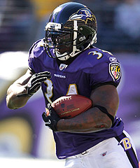 Williams played for the Saints, Dolphins and Ravens during his 11-year NFL career.