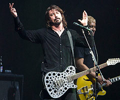 Foo Fighters and frontman Dave Grohl are a logical choice to play the Super Bowl.