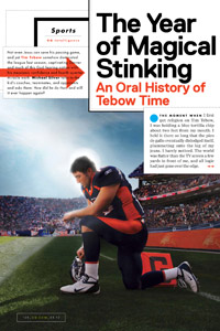 Brady Quinn said some of Tim Tebow's actions