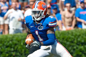Janoris Jenkins started as a true freshman at Florida, immediately establishing himself as an NFL talent.