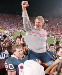 What does Bill Parcells have to win -- or lose -- by joining the Saints for the 2012 season?