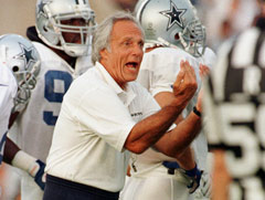 Joe Avezzano, who died Thursday, was the Cowboys' special teams coach from 1990 to 2002.