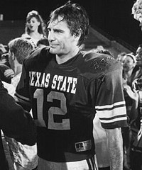 Scott Bakula as quarterback Paul Blake in