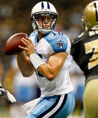Jake Locker showed all his tools when called into action against the Saints.