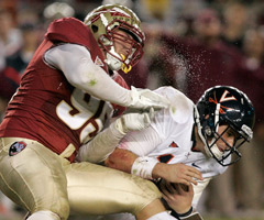 Bjoern Werner was born in Germany, but has shown immense potential at Florida State.
