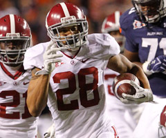 Dee Milliner should emerge as yet another highly coveted stud on Nick Saban's Alabama defense.