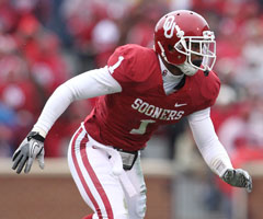 Expectations are high for Oklahoma's Tony Jefferson despite his short stature.