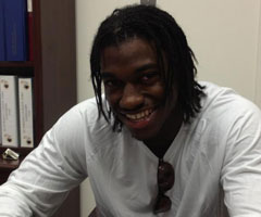 Robert Griffin III signed a four-year, $21.1 million contract with the Redskins on Wednesday.
