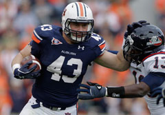 Philip Lutzenkirchen is poised to succeed on the NFL stage.