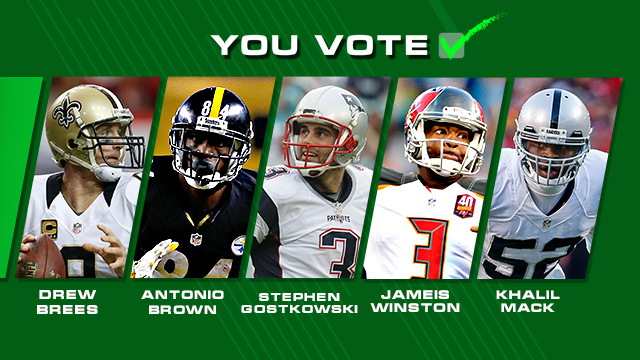 meet pro bowl players by team