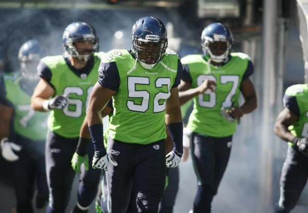 Seahawks Football Uniforms
