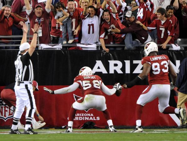 Karlos Dansby game-winner