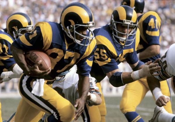 The Nfl Back In Los Angeles The Los Angeles Rams May Seek