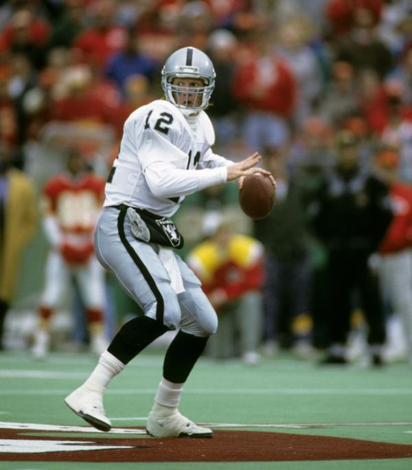 Before there was Russell, the Raiders took a gamble on a fiery redhead from USC. Many saw Marinovich as the next Stabler. Eh, yeah. Well, they were both left handed and were well known for some extracurricular activities away from the field. That is about where the comparisons end.