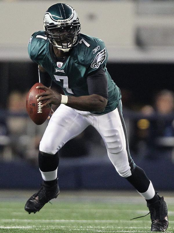 Michael Vick, QB, Eagles