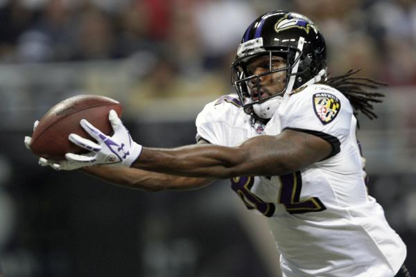 Most added: Torrey Smith